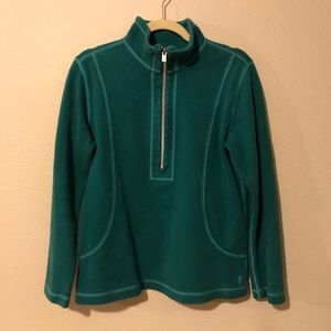 Women's Half Zip Sweater